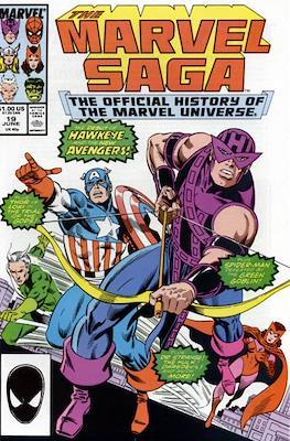 Marvel Saga (Comic-book.) #19
