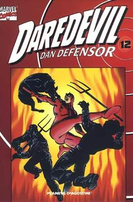 Coleccionable Daredevil / Dan Defensor #12