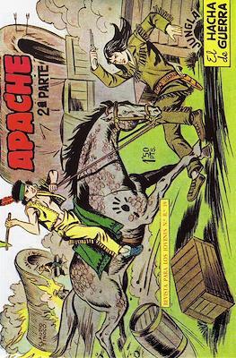 Apache. 2ª parte (Grapa. 1960) #21