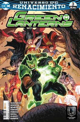 Green Lanterns. Renacimiento (Rústica 160-192 pp) #3