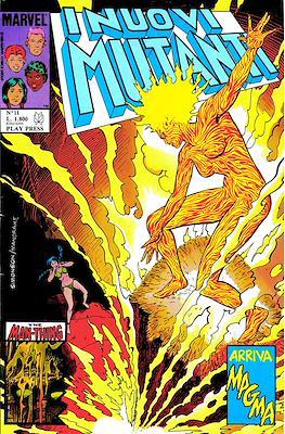 I Nuovi Mutanti (Spillato-brossurato) #11