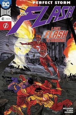 The Flash Vol. 5 (2016-2020) (Comic Book) #41