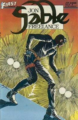 Jon Sable, Freelance #8