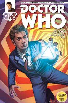 Doctor Who: The Tenth Doctor (Comic Book) #14