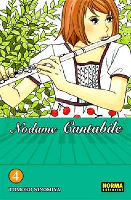 Nodame Cantabile #4