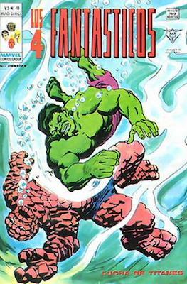 Los 4 Fantásticos Vol. 3 (1977-1980) (Grapa 44 pp) #13