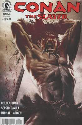 Conan The Slayer (Comic-book) #1