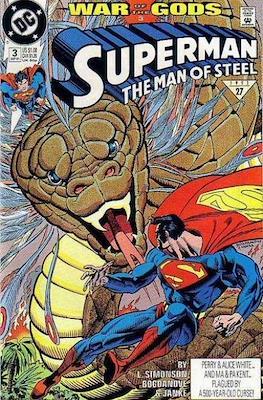 Superman: The Man of Steel #3