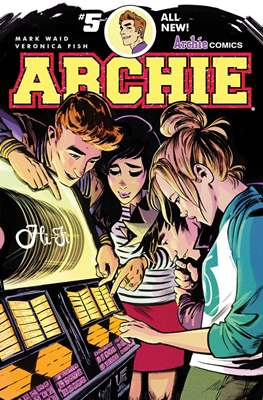 Archie (2015-) (Comic Book) #5
