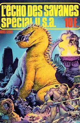 L'Écho des Savanes Spécial USA (Grapa) #20