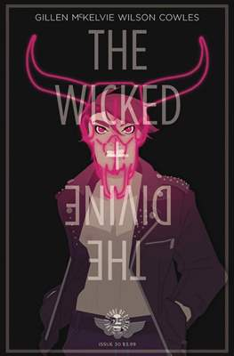 The Wicked + The Divine (Variant Cover)