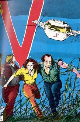 V (Grapa, 36 páginas (1985)) #8