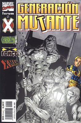 Generación Mutante (2000-2002) #5
