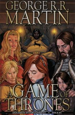 A Game Of Thrones (Comic Book) #5