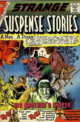 Strange Suspense Stories Vol. 2 #47
