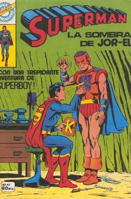 Super Acción / Superman #47