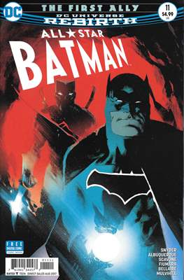 All Star Batman vol. 1 (2016-2017) (Comic-book) #11