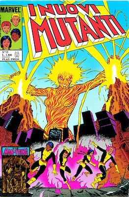 I Nuovi Mutanti (Spillato-brossurato) #12