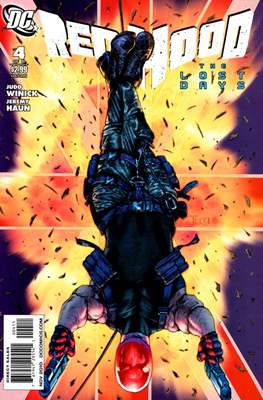 Red Hood: The Lost Days (saddle-stitched) #4
