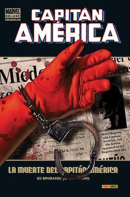Capitán América. Marvel Deluxe (Cartoné 176 pp) #5