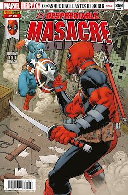 Masacre Vol. 3 (2016-) (Grapa) #29