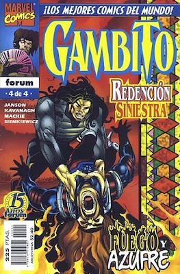 Gambito. Redención siniestra (Grapa. 17x26. 24 páginas. Color.) #4