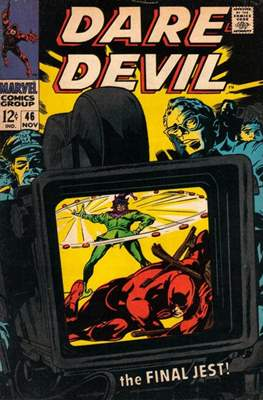 Daredevil Vol. 1 (1964-1998) (Comic Book) #46