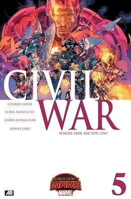 Civil War - Secret Wars (2015) (Comic-book) #5