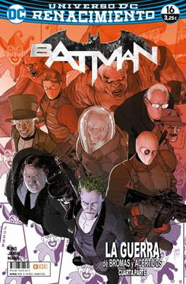 Batman: Nuevo Universo DC / Renacimiento (Grapa) #71/16