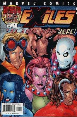 Exiles Vol. 1 (2001-2008)