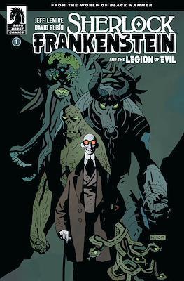 Sherlock Frankenstein and the Legion of Evil (Variant Covers) (Comic-book) #1