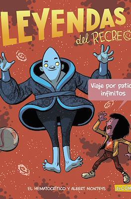 Leyendas del recreo (Cartoné 64 pp) #3