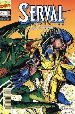 Serval / Wolverine Vol. 1 (Agrafé) #31