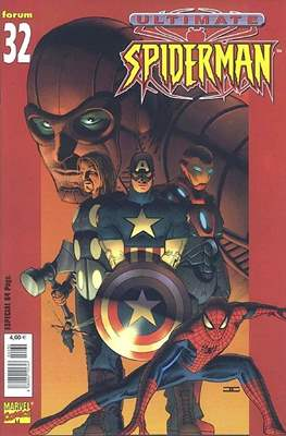 Ultimate Spiderman Vol. 1 (2002-2006) (Grapa 48 pp) #32