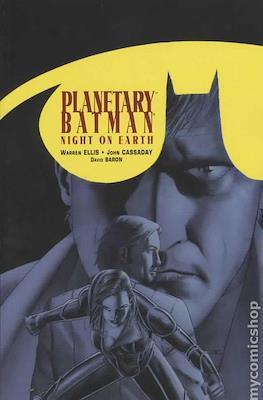 Planetary / Batman: Night on Earth (2003)
