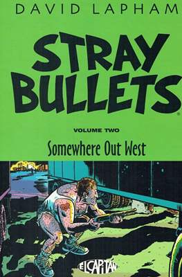 Stray Bullets. The Hardcover Edition (Hardcover) #2