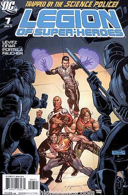 Legion of Super-Heroes Vol. 6 (2010-2011) (Comic-book) #7