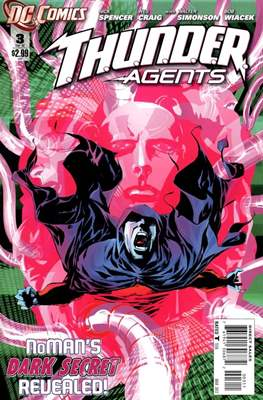 T.H.U.N.D.E.R. Agents Vol. 4 (2012) (Comic Book) #3
