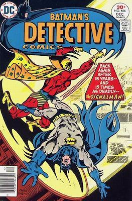 Detective Comics Vol. 1 (1937-2011; 2016-) (Comic Book) #466