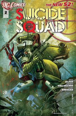 Suicide Squad Vol. 4. New 52 #2