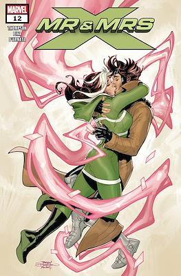 Mr. & Mrs. X (Comic Book) #12