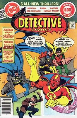 Detective Comics Vol. 1 (1937-2011; 2016-) (Comic Book) #493