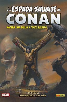 Biblioteca Conan. La Espada Salvaje de Conan (Cartoné 208-240 pp) #3