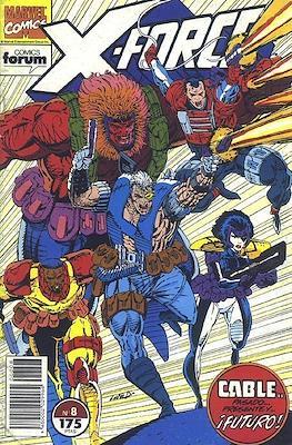 X-Force Vol. 1 (1992-1995) #8