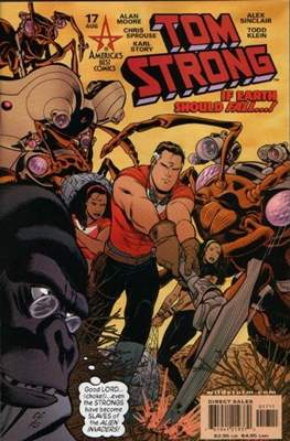 Tom Strong (Comic Book) #17