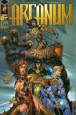 Arcanum (1997-1998) (Grapa) #1