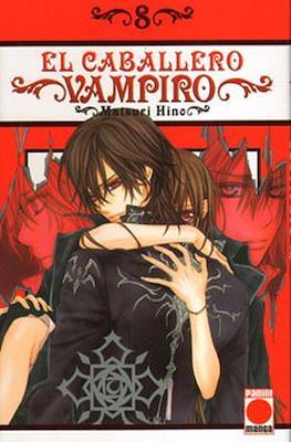 El caballero vampiro #8