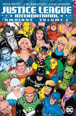 Justice League International Omnibus #1