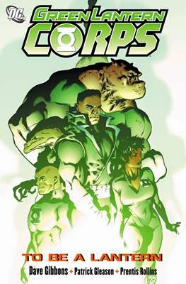 Green Lantern Corps Vol. 2 (Softcover) #1