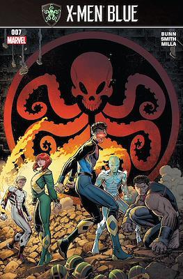 X-Men Blue (Digital) #7